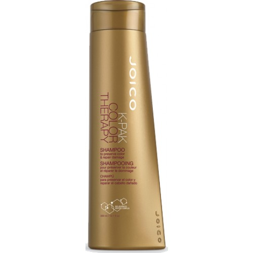 Sampon Pentru Par Vopsit - Shampoo To Preserve Color & Repair Damage - K-pak Color Therapy - Joico - 300 Ml