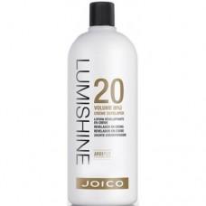 Oxidant profesional pentru vopseaua Lumishine - 6% - Lumishine 20 Vol - Joico - 118 ml