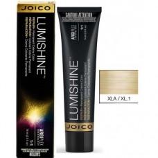 Vopsea de par profesionala pentru luciu intens - XLA - Permanent Color Cream - Lumishine - Joico - 74 ml