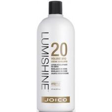Oxidant profesional pentru vopseaua Lumishine - 6% - Lumishine 20 Vol - Joico - 946 ml