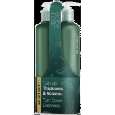 Set şampon + balsam pentru volum - Body Luxe Duo - Joico - 2 x 500 ml