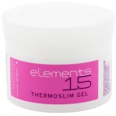 Gel termic pentru slabire - Thermoslim Gel - Elements 15 - Juliette Armand - 200 ml
