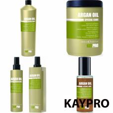 Kit hidratant mare cu ulei de argan - Argan Oil - KAY PRO - 4 produse cu 30% discount