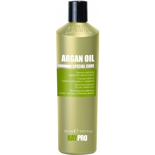 Sampon Hranitor Cu Ulei De Argan - Nourishing Shampoo With Argan Oil - Argan Oil - Kaypro - 350 Ml