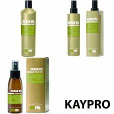 Kit hidratant mic cu ulei de argan - Argan Oil - KAY PRO - 3 produse cu 30% discount