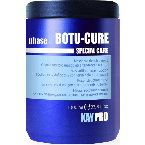 Masca Reparatoare Cu Peptide - Reconstructing Mask With Plant Peptides - Botu-cure - Kaypro - 1000 Ml