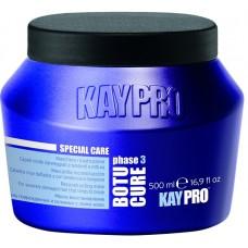 Masca reparatoare cu peptide - Reconstructing Mask With Plant Peptides - Botu-Cure - KAYPRO - 500 ml