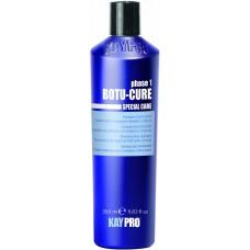 Sampon reparator cu peptide - Reconstructing Shampoo With Plant Peptides - Botu-Cure - KAYPRO - 350 ml