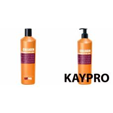 Kit mic anti-imbatranire pentru par - Collagen - KAY PRO - 2 produse cu 30% discount