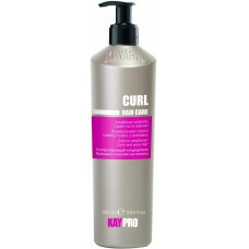 Balsam cu miere, vitamine (par cret, ondulat) - - Control Conditioner Curly, Wavy Hair - Curl - KAYPRO - 350 ml