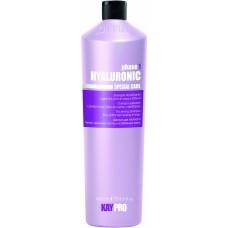 Sampon cu acid hialuronic - Thickening Shampoo With Hyaluronic Acid - Hyaluronic - KAYPRO - 1000 ml