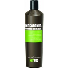 Sampon cu ulei de macadamia - Regenerating Shampoo With Macadamia Oil - Macadamia Oil - KAYPRO - 350 ml