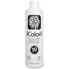 Oxidant profesional pentru vopseaua iColori - 9% (30 vol) - Oxidising Emulsion - iColori - 1000 ml