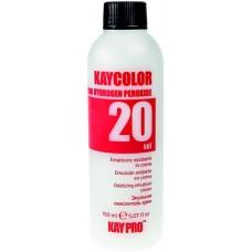Crema oxidanta - 20 vol. - 6% - Oxidizing Emulsion Cream - KAYPRO - 150 ml
