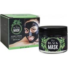 Mască neagră pentru înlăturarea instantă a punctelor negre - The Black Mask - KEYPRO - 50 ml