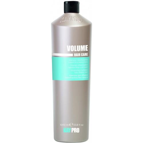 Sampon De Volum Pentru Parul Fin Si Tern - Volumizing Shampoo Fine, Lifeless Hair - Volume - Kaypro - 1000 Ml