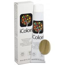 Vopsea de par profesionala permanenta - 11.11 - Hair Color Cream - iColori - 90 ml