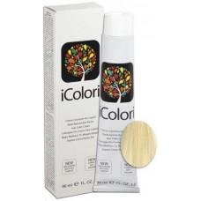 Vopsea de par profesionala permanenta - 12.0 - Hair Color Cream - iColori - 90 ml