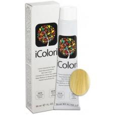 Vopsea de par profesionala permanenta - 12.3 - Hair Color Cream - iColori - 90 ml