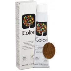 Vopsea de par profesionala permanenta - 8.8 - Hair Color Cream - iColori - 90 ml