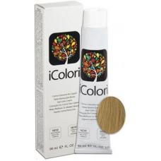 Vopsea de par profesionala permanenta - 9.03 - Hair Color Cream - iColori - 90 ml
