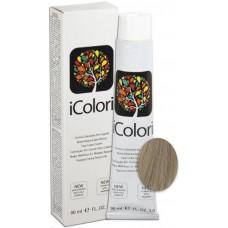 Vopsea de par profesionala permanenta - 9.1 - Hair Color Cream - iColori - 90 ml