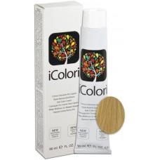 Vopsea de par profesionala permanenta - 9.33 - Hair Color Cream - iColori - 90 ml
