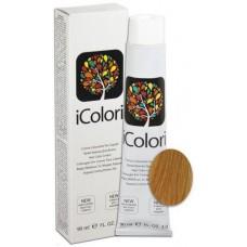 Vopsea de par profesionala permanenta - 9.34 - Hair Color Cream - iColori - 90 ml