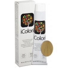 Vopsea de par profesionala permanenta - 9 - Hair Color Cream - iColori - 90 ml