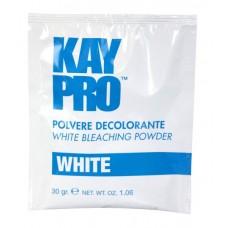 Pudra decoloranta - White Bleaching Powder - White - KAYPRO - 30 gr