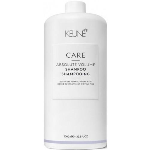 Sampon Cu Efect De Volum Pentru Parul Fin Sau Subtire - Absolute Volume Shampoo - Keune - 1000 Ml
