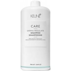 Sampon cu bio-sulfura pentru par gras - Derma Regulate Shampoo - Keune - 1000 ml