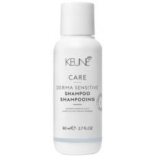 Sampon calmant pentru scalpul sensibil - Shampoo - Derma Sensitive - Keune - 80 ml