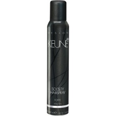Fixativ uscat cu fixare puternica - Forte - Society Hairspray - Keune - 300 ml