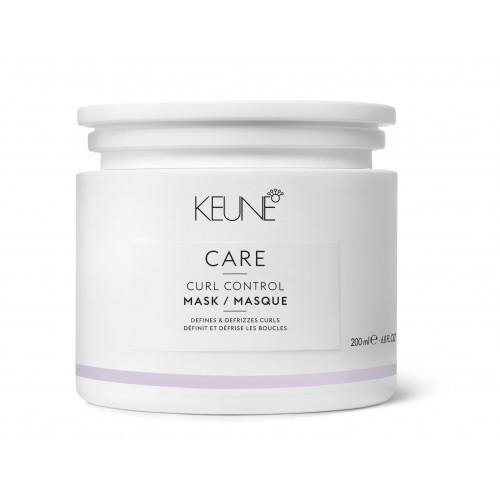 Mască Cu Cheratină Pentru Reactivarea Buclelor - Curl Control Mask - Keune - 200 Ml