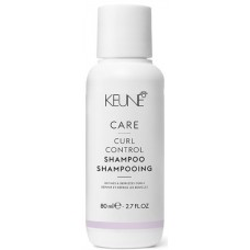 Sampon cu cheratina pentru reactivarea buclelor - Curl Control Shampoo - Keune - 80 ml