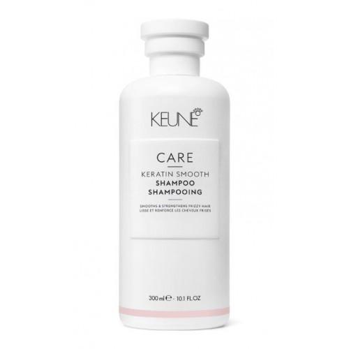 Șampon Cu Cheratină Pentru Disciplinare și Fortifiere Profundă - Keratin Smooth Shampoo - Keune - 300 Ml