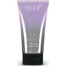 Vopsea-non permanenta pentru parul decolorat - Lovely Lavander - Color Craving - Keune - 150 ml