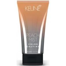 Vopsea non-permanenta pentru parul decolorat - Peach Mist - Color Craving - Keune - 150 ml