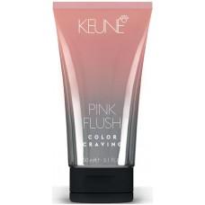 Vopsea non-permanenta pentru parul decolorat - Pink Flush - Color Craving - Keune - 150 ml