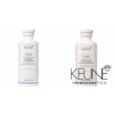 Kit sampon + balsam violet pentru neutralizarea tonurilor de galben - Silver Savior - Keune - 2 produse cu 15% discount