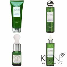 Kit pentru calmarea scalpului iritat + volum și strălucire - So Pure Calming - Keune - 4 produse cu 15% discount