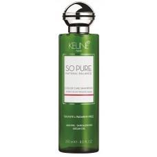 Sampon pentru par vopsit - Color Care Shampoo - So Pure - Keune - 250 ml