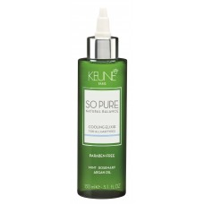 Elixir racoritor si echilibrant pentru par si scalp - Cooling Elixir - So Pure - Keune - 150 ml