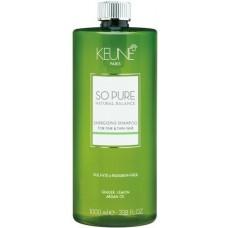Sampon energizant - Energizing Shampoo - So Pure - Keune - 1000 ml