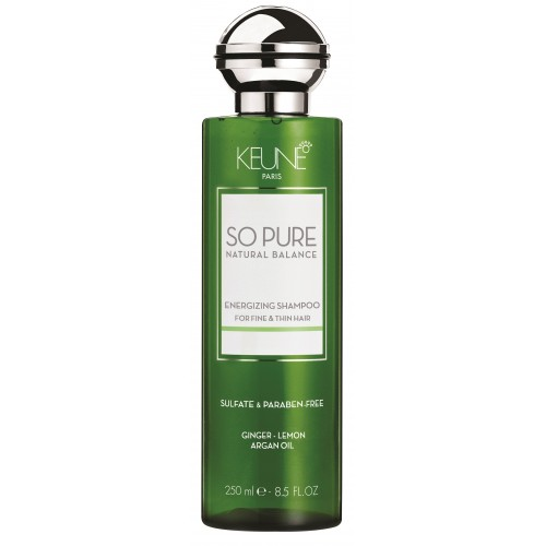 Sampon Energizant - Energizing Shampoo - So Pure - Keune - 250 Ml