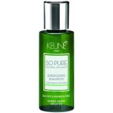 Sampon energizant - Energizing Shampoo - So Pure - Keune - 50 ml
