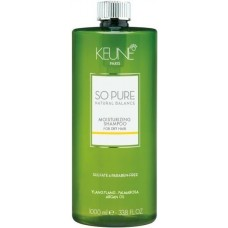 Sampon hidratant - Moisturizing Shampoo - So Pure - Keune - 1000 ml