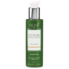 Cremă lejeră pentru bucle - Curl Enhancer - So Pure - Keune - 150 ml