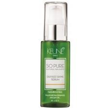 Ser pentru strălucire și controlul firelor rebele - Defrizz Shine Serum - So Pure - Keune - 50 ml